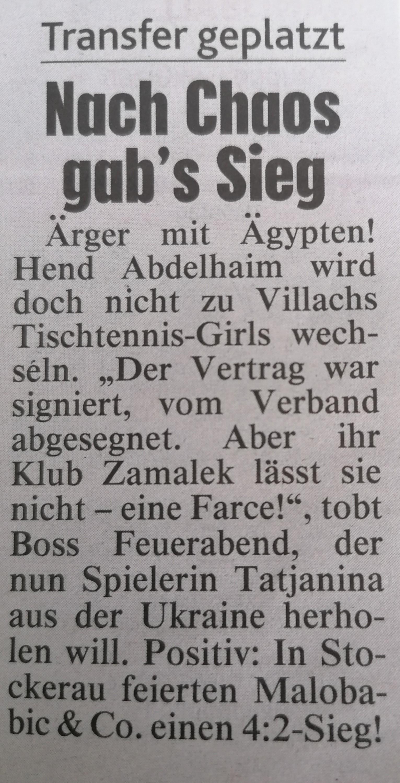 Kronen Zeitung, 20.01.2021