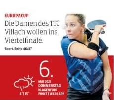 Kleine Zeitung 06.05.2021